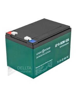 Тяговый свинцово-кислотный аккумулятор LP 6-12 (6-DZM-12AH) LP3536