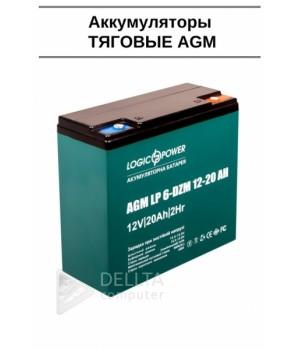Тяговый свинцево-кислотный аккумулятор LP 6-DZM-20 LP5438