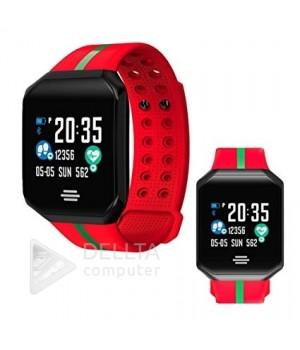 Смарт-часы Goral B07 красные