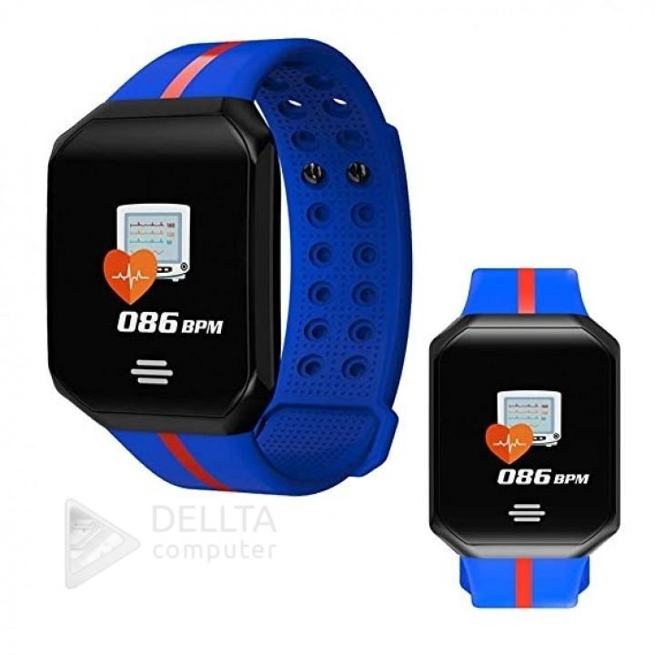 Смарт-часы Goral B07 синие