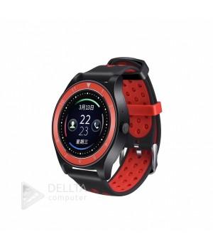 Часы Smart R10 красные