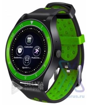 Часы Smart R10 зеленые