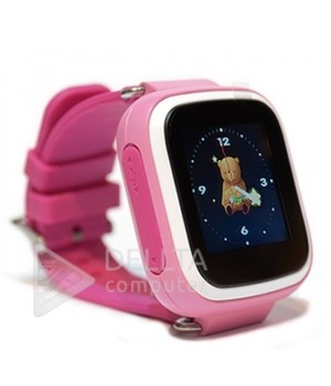 Smart часы детские Q80 pink