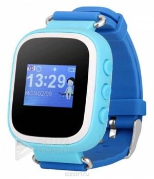 Smart часы детские Q80 blue