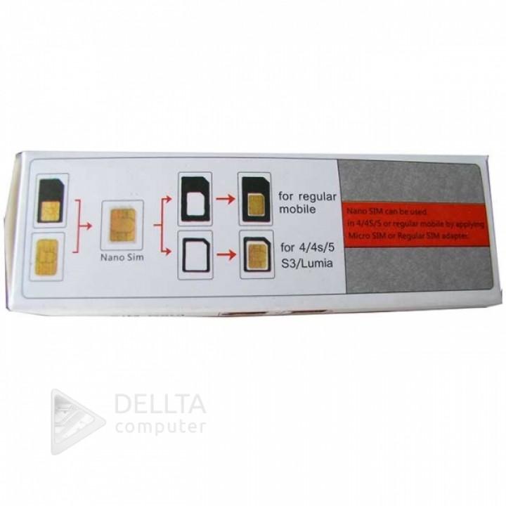 Резак SIM-nano Iphone 5