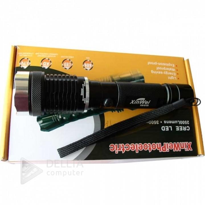 Фонарик XW 6159 XW-36-40 rechargable