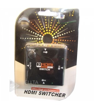Switch HDMI 301B