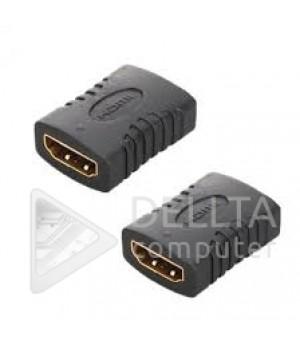 Переходник HDMI F to HDMI  F