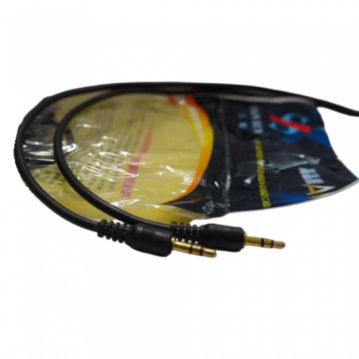 AUX кабель 3.5m/m 3m good