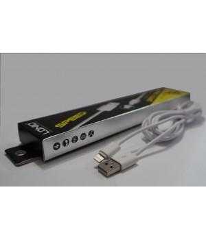 Кабель Usb SY-05 2м for Iphone (lighting)  Ldnio