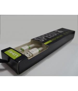 Кабель USB LDNIO LS35 DATA CABLE iphone 2m