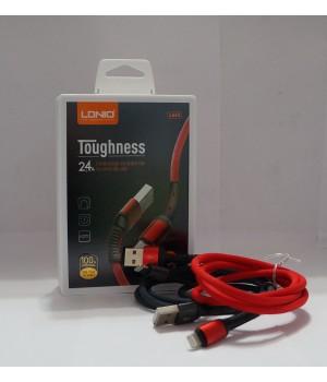 Кабель Usb Ldnio LS63 for iphone (lighting)