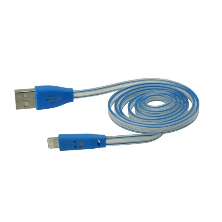 Кабель USB Apple Iphone5s-5c-IPAD light