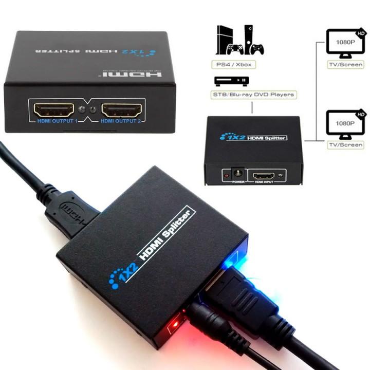 HDMI splitter 1/2