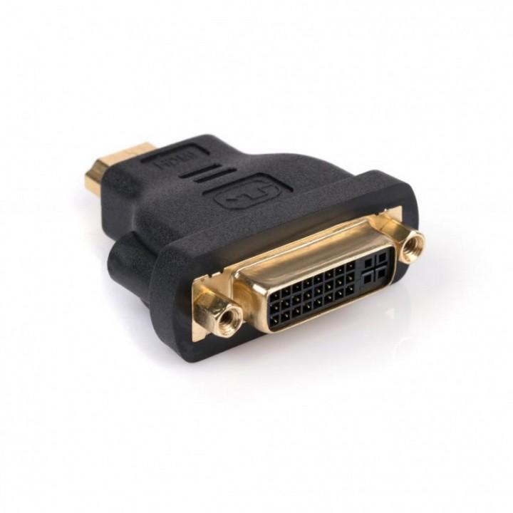 Переходник DVI 24+5 F/HDMI M