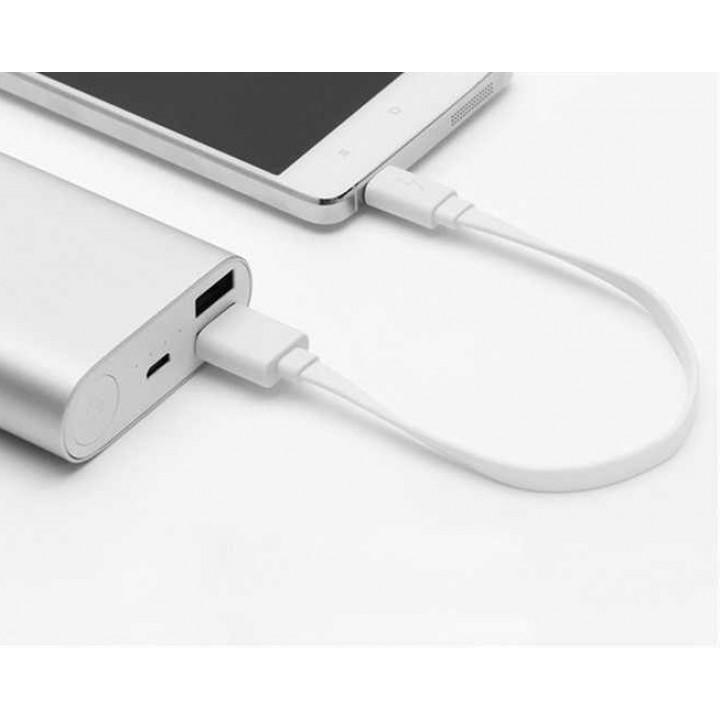 Кабель Переходник-адаптер USB v8/micro короткий 15см