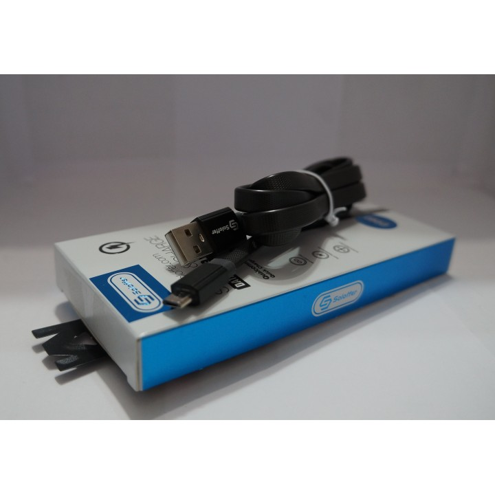 Кабель USB Soloffer CC07 V8