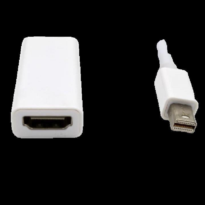 Конвертер Mini Display Port (DP) to HDMI F small head