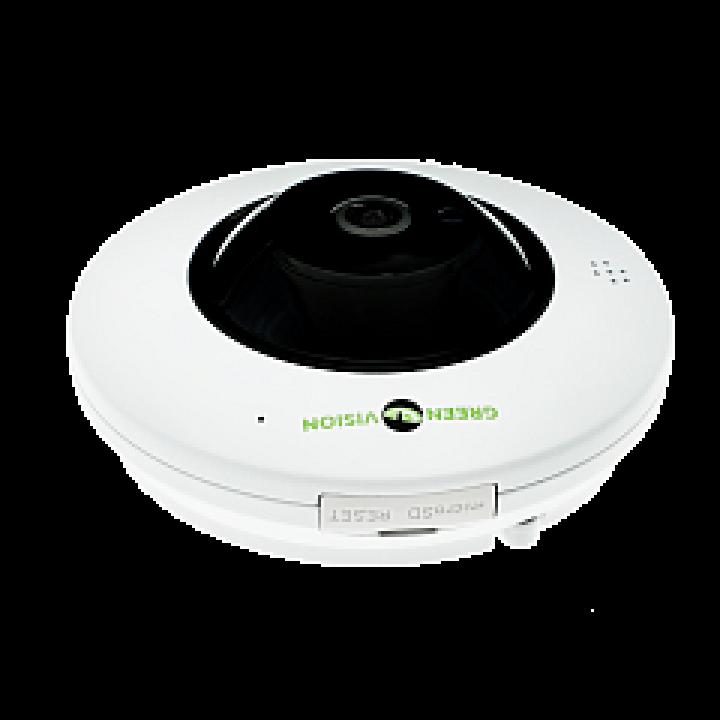 Купольная камера IP Green Vision GV-076-ip-ME-DIS40-20 (360) POE (Ultra)