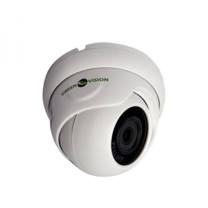 Камера Green Vision GV-099-IP-ME-DOS50-20 POE 5Mp Антивандальная IP (Ultra)