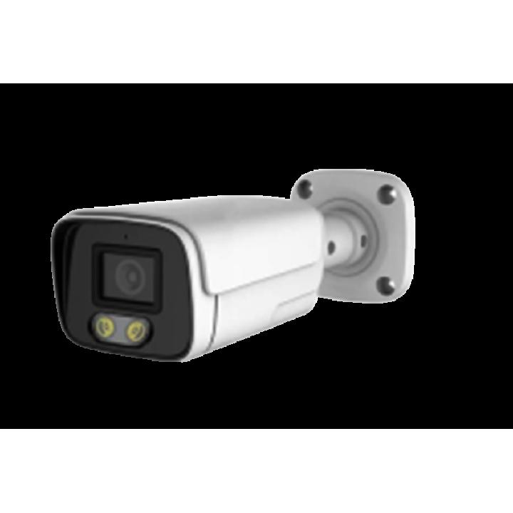 Камера видеонаблюдения ip Fosvision FS-6088N50POE-CS 5Mp с подсведкой color night metal