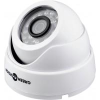Камера Green Vision GV-037-GHD-H-DIS20-20 2mp гибридная купольная