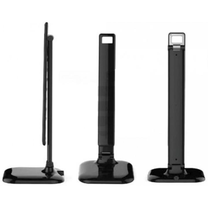 Светодиодная настольная лампа Ledex 9W черная lx-103021