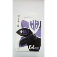 USB флешка Hi-Rali 64Gb Taga series black