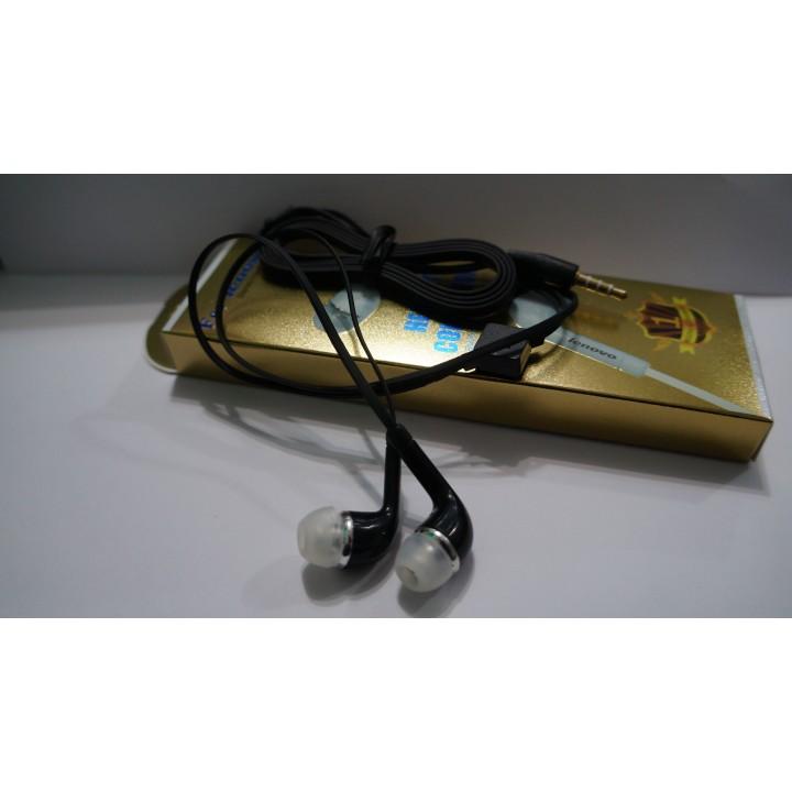 Наушники  вакуумные с микрофоном For-LENOVO