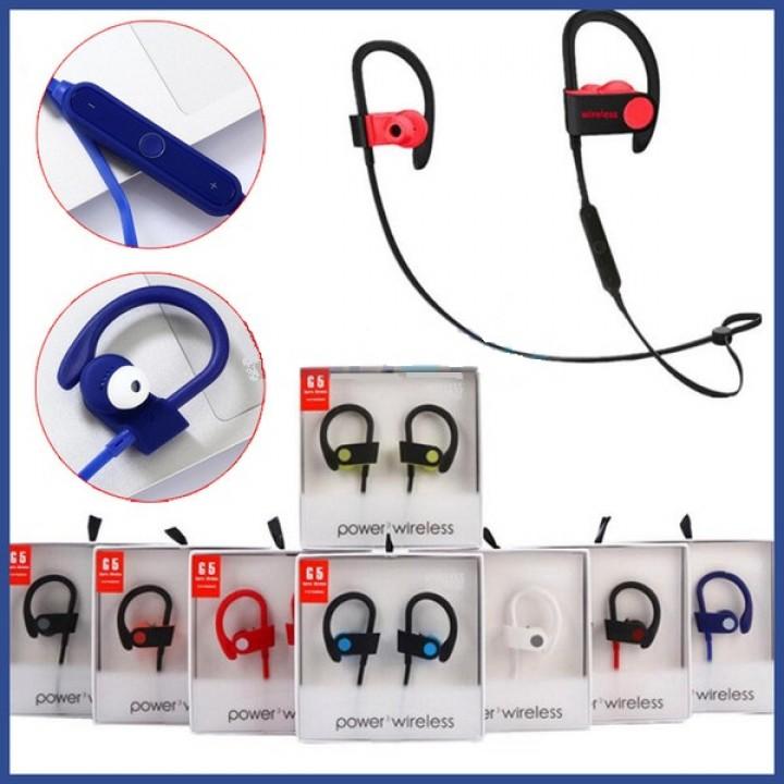 Наушники Bluetooth G5