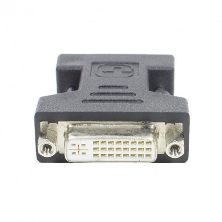 Переходник DVI(24+5) F/F