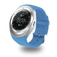 Смарт часы  Y1X голубые