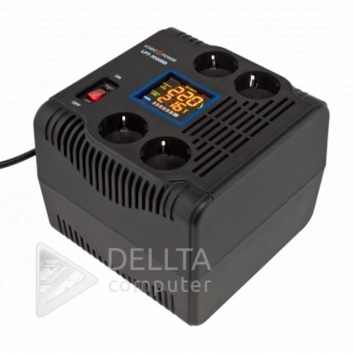Стабилизатор напряжения  LPT-1000RD (700Вт)