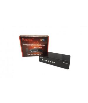 Цифровая ТВ приставка тюнер Pantesat HD-2558 T2