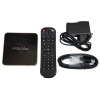 Смарт ТВ приставка H96 MAX X2 4Gb RAM - 32Gb Flash, Android 8.1