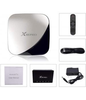 Смарт ТВ приставка X88 PRO 4/32 (4Gb RAM - 32Gb) Flash, Android 9.0