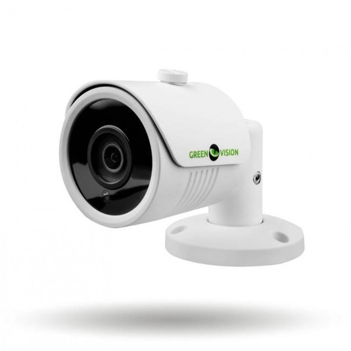 Камера Green Vision GV-005-IP-E-COS24-25 POE 2mp Ip