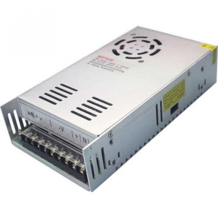 Блок питания ND-360w 12v30a ip33  импульсный,металлический