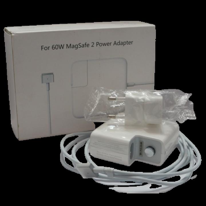 Блок питания для ноутбука APPLE Macbook PRO 16.5V 3.62A 60W T pin