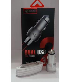 АЗУ  Soloffer C201 + кабель usb v8