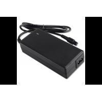Блок питания, зарядное устройство LSN120WS-42020, 42V 2A (3PIN) ДЛЯ ГИРОСКУТЕРА (БЕЗ ШНУРА)
