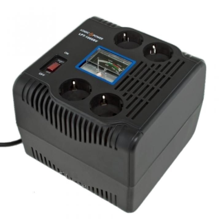 Стабилизатор напряжения LPT-1000RV (700W) (4598)